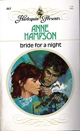 9780373104635: Bride for a Night