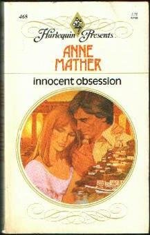 9780373104680: Innocent Obsession (#468)