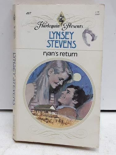 Ryan's Return: Stevens, Lynsey