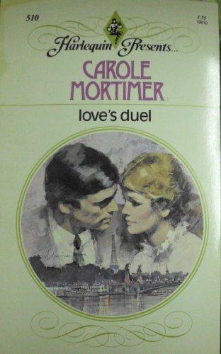 9780373105106: Love's Duel