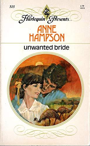 9780373105151: Unwanted Bride