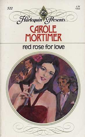 9780373105229: Red Rose for Love