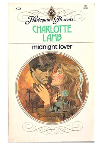 9780373105281: Midnight Lover