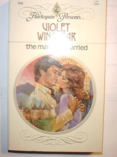 The Man She Married (Harlequin Presents): Winspear, Violet