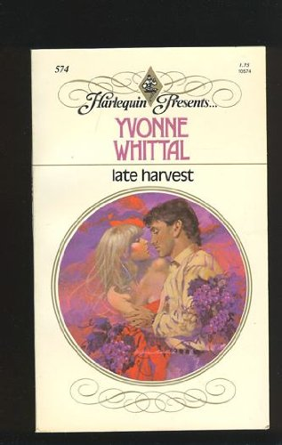 9780373105748: Late Harvest