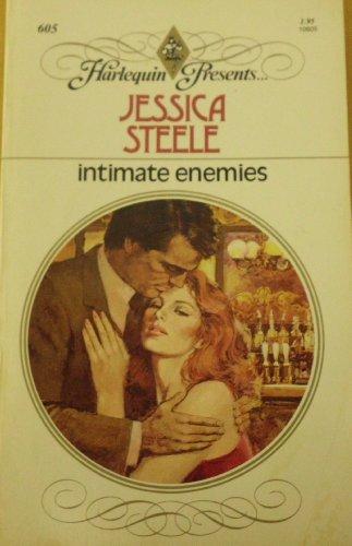 Intimate Enemies: Jessica Steele