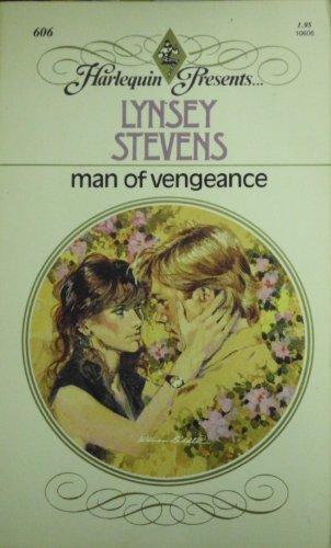 9780373106066: Man of Vengeance