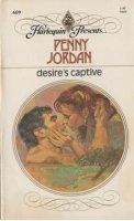 9780373106097: Desire's Captive
