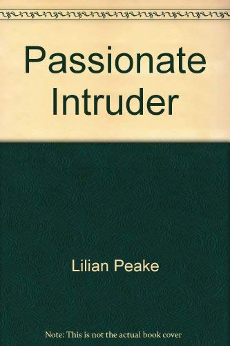9780373106127: Passionate Intruder