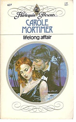 9780373106271: Lifelong Affair