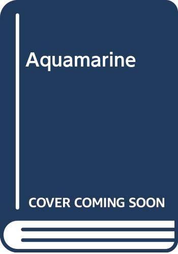 9780373106424: Aquamarine