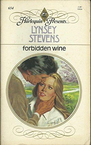 Forbidden Wine: Stevens, Lynsey