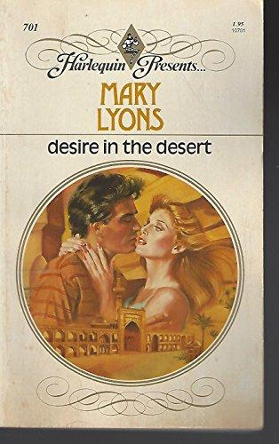 Desire in the Desert: Lyons, Mary