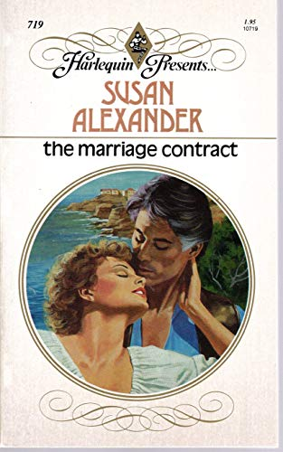 9780373107193: The Marriage Contract