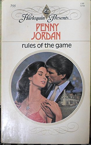 9780373107551: Rules of the Game
