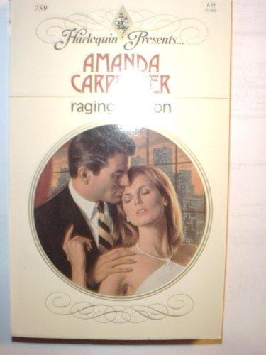 Raging Passion: Carpenter, Amanda