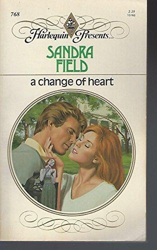 Change of Heart (Harlequin Presents #768): Field, Sandra