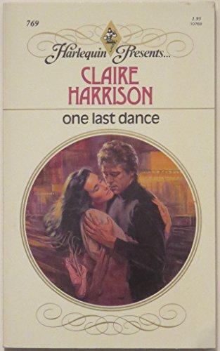 9780373107698: One Last Dance