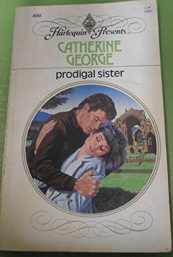 9780373108008: Prodigal Sister