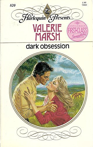 9780373108206: Dark Obsession
