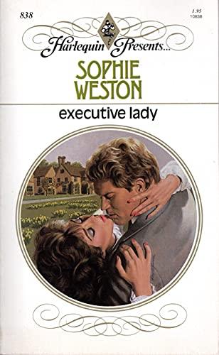 9780373108381: Executive Lady