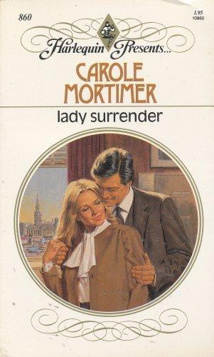 9780373108602: Lady Surrender (Harlequin Presents, No. 860)
