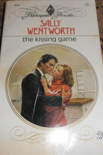 9780373109265: The Kissing Game (Harlequin Presents, No. 926)