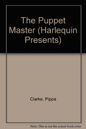 9780373109449: The Puppet Master (Harlequin Presents)