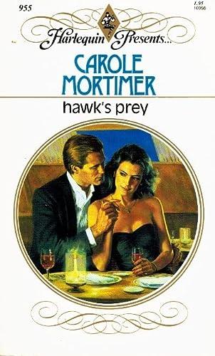 9780373109555: Hawk's Prey (Harlequin Presents, No 955)