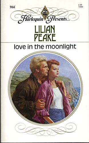 9780373109661: Love in the Moonlight (Harlequin Presents, No 966)