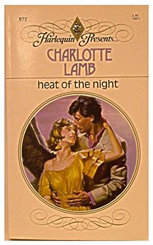 9780373109715: Heat of the Night (Harlequin Presents)