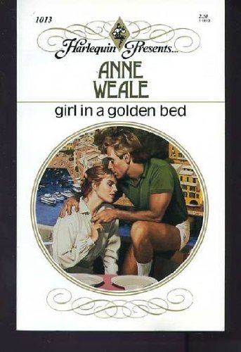 9780373110131: Girl In A Golden Bed