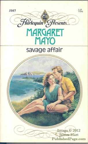 9780373110452: Savage Affair (Harlequin Presents)