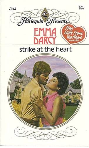 Strike at the Heart (Harlequin Presents): Darcy, Emma