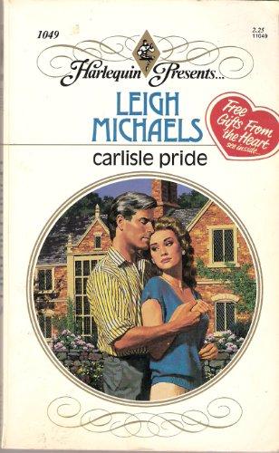 Carlisle Pride: Michaels, Leigh