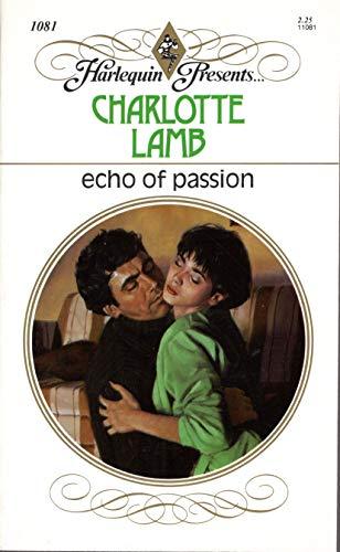 Echo Of Passion: Lamb, Charlotte