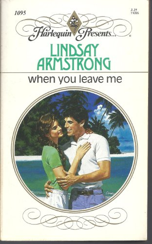 When You Leave Me: Armstrong, Lindsay