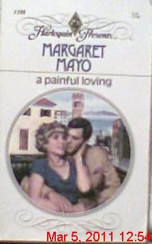 9780373111084: A Painful Loving (Harlequin Presents, No 1108)