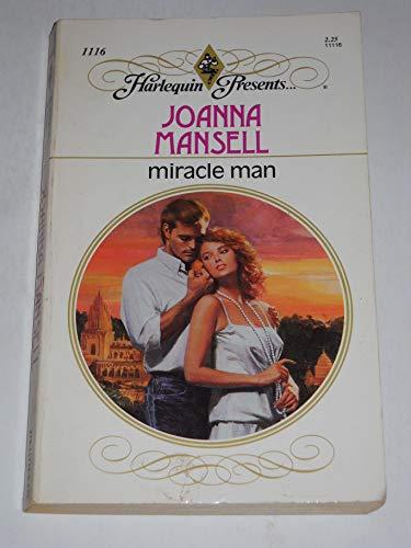Miracle Man: Mansell, Joanna