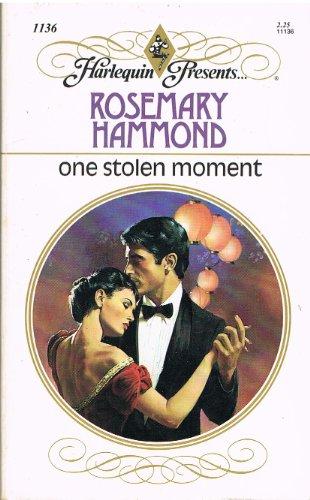 9780373111367: One Stolen Moment (Harlequin Presents)
