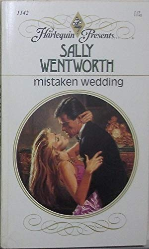 9780373111428: Mistaken Wedding