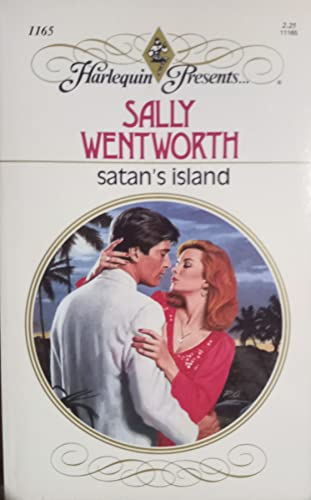 9780373111657: Satan's Island (Harlequin Presents, No 1165)