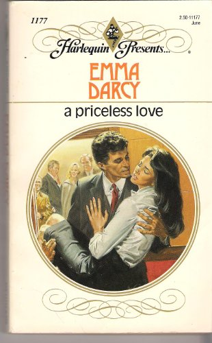 9780373111770: A Priceless Love (Harlequin Presents, No 1177)