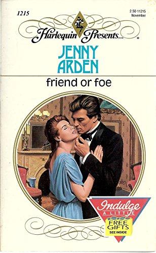 Friend Or Foe: Arden, Jenny