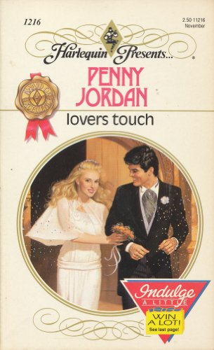 9780373112166: Lovers Touch (Harlequin Presents, No 1216)