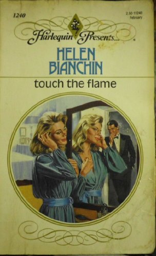 9780373112401: Touch The Flame