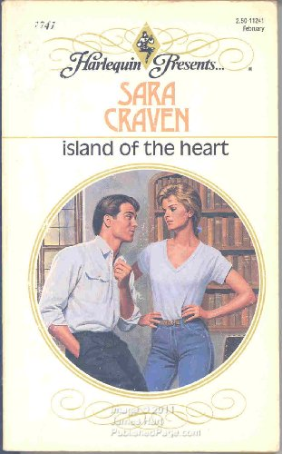 9780373112418: Island Of The Heart