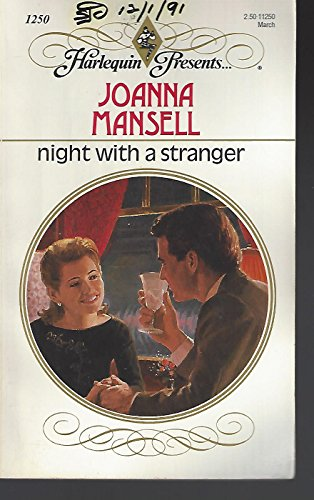 Night With A Stranger: Mansell, Joanna