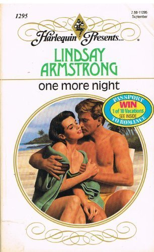 One More Night: Lindsay Armstrong