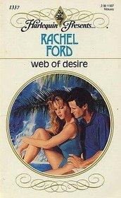9780373113378: Web Of Desire